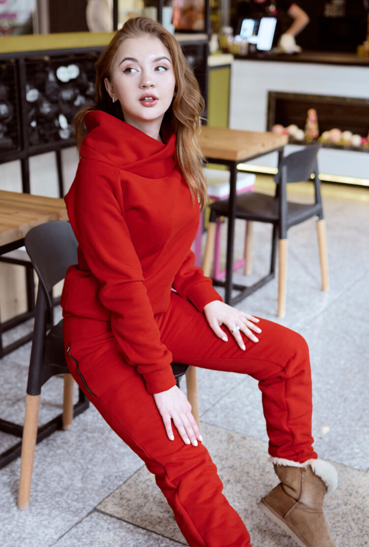Костюм Mega Fleece RED