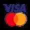 Оплата картами VISA, MasterCard и Maestro